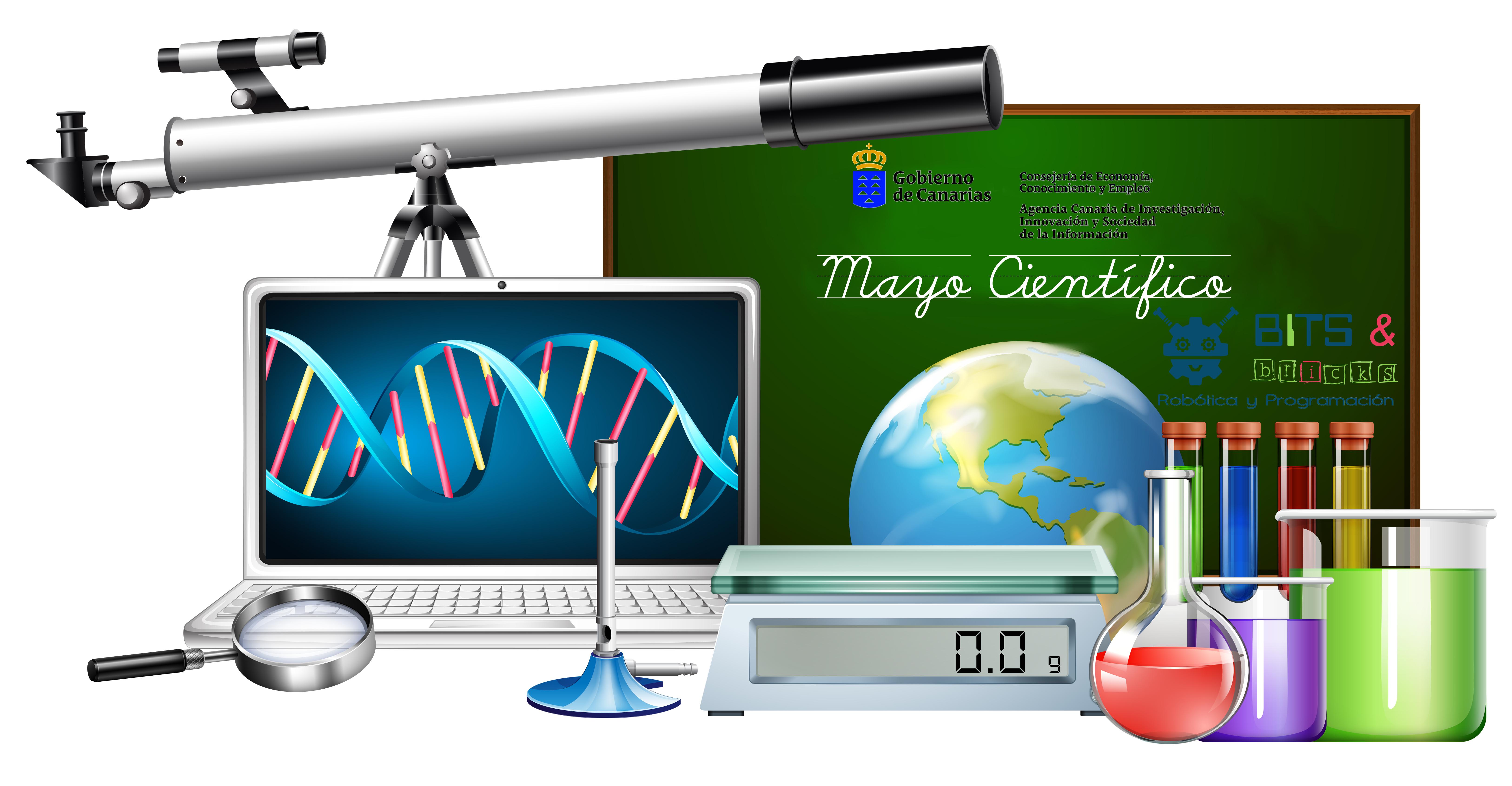 Ciencia Canaria Mayo Científico Virtual 2020