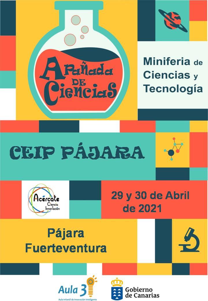 CEIP_Pajara_-_Apaada_de_Ciencias Vuelven las 'Apañadas de Ciencias' a Fuerteventura