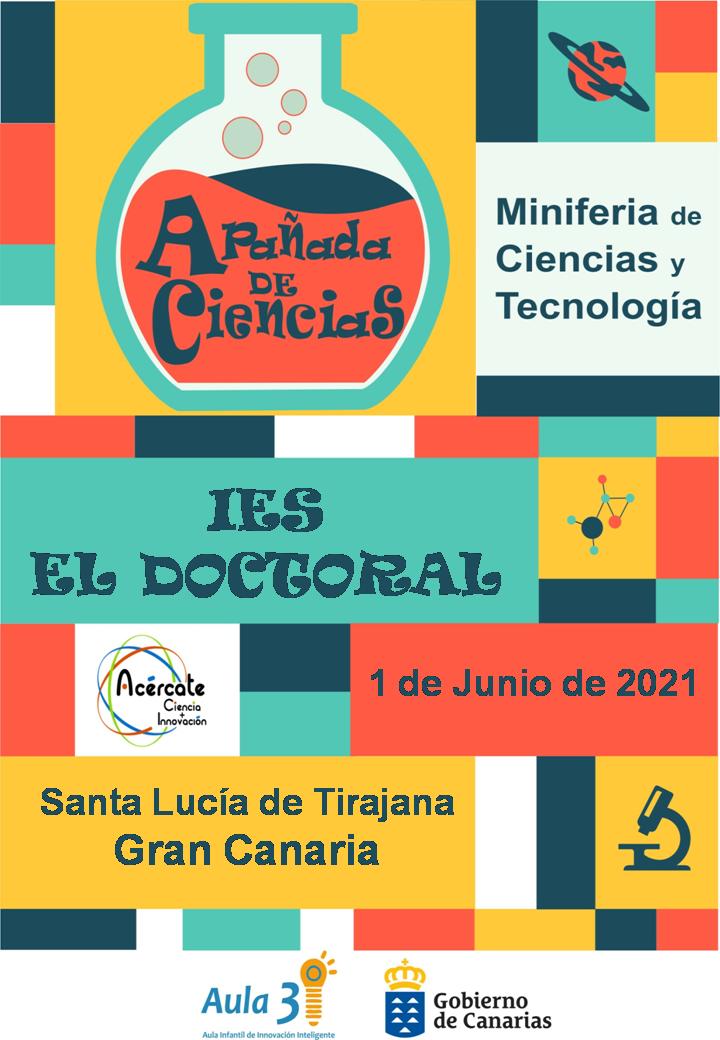 IES_El_Doctoral Vuelven las 'Apañadas de Ciencias' a Fuerteventura