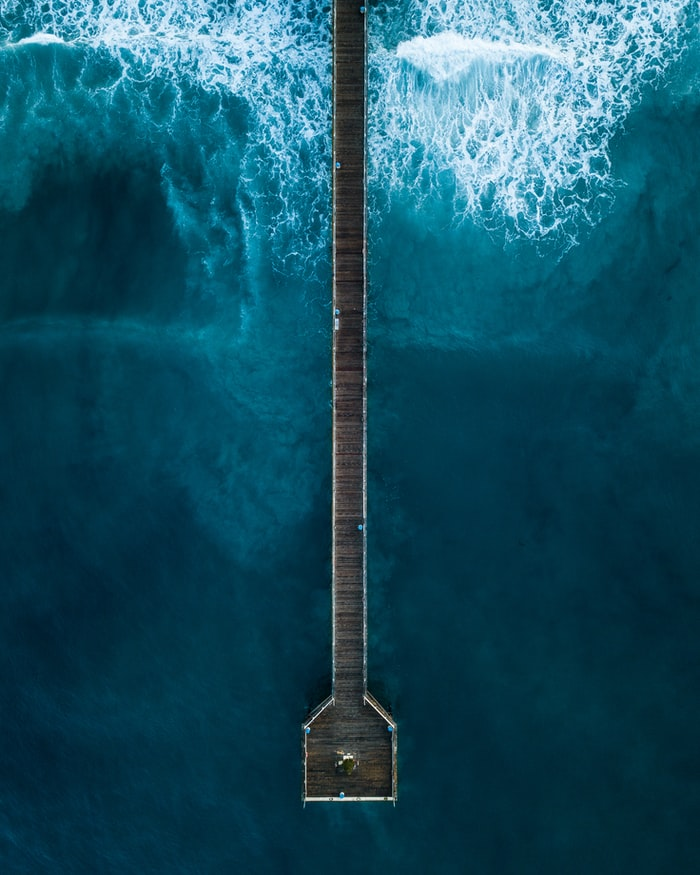 Mar. Fuente: Unsplash