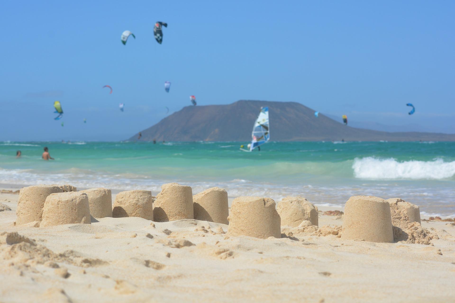 Fuerteventura aguas seguras. Fuente Pixabay