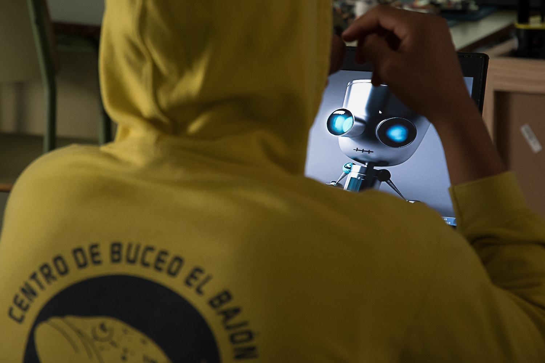 Robotarium El Hierro. Mayo Científico