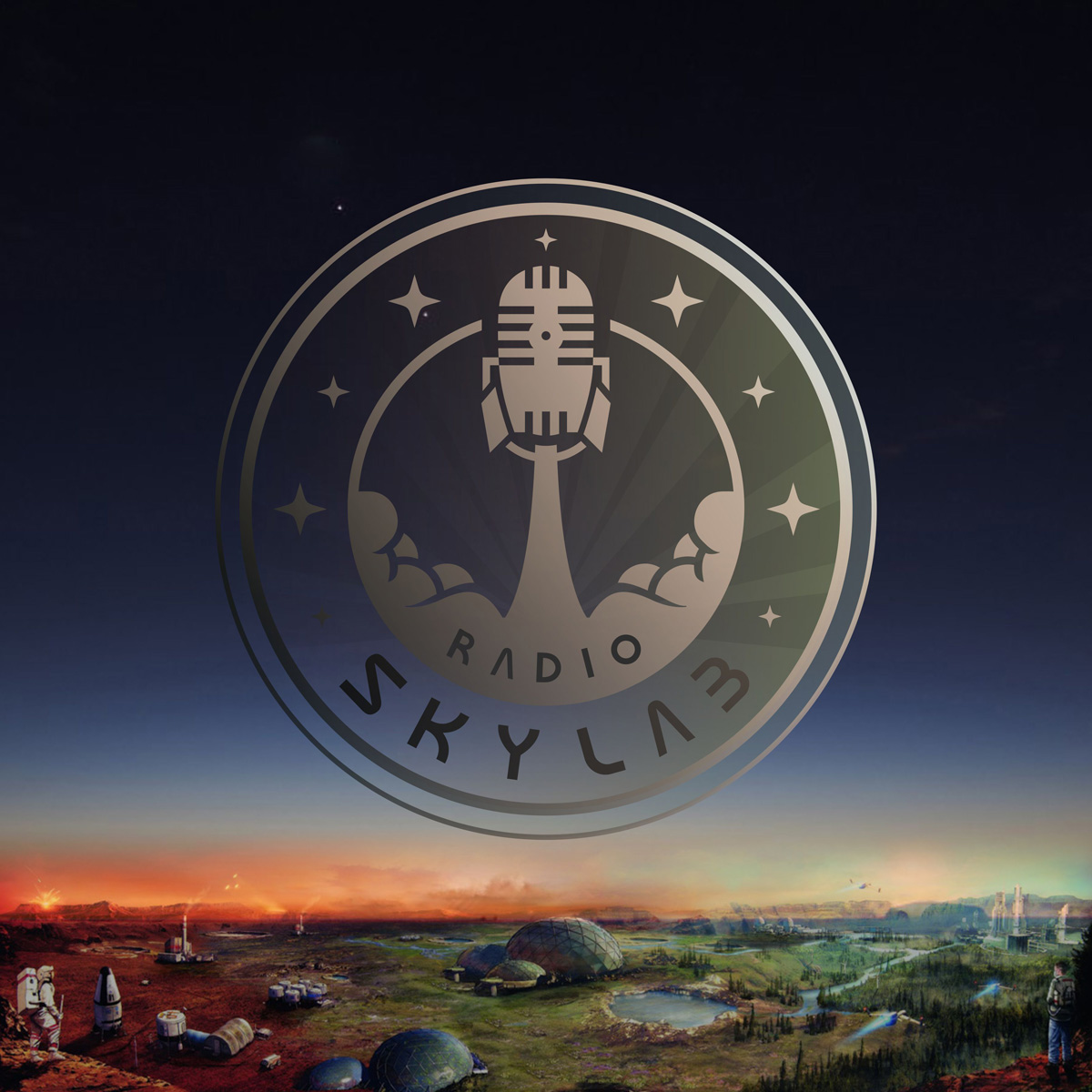 Radio Skylab. Fuente:Radio Skylab