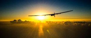 Solar Impulse 2. Fuente: Solar Impulse | Revillard | Rezo.ch