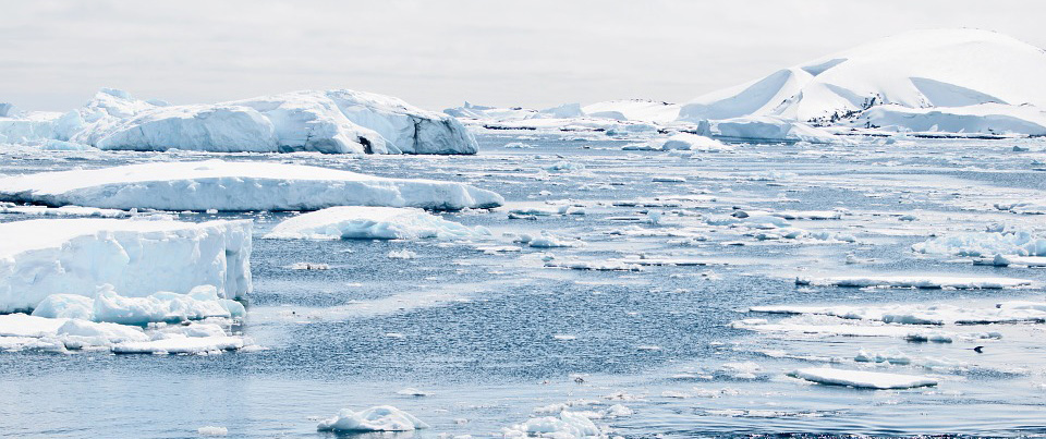 Antártida. Fuente: Pixabay