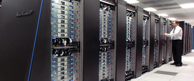 5.Supercomputador. Fuente: Wikimedia
