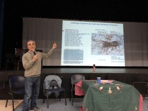 Café científico 'Paleo-biodiversidad y turismo sostenible. Fuerteventura 14-12-2017_1