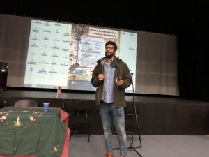 Café científico 'Paleo-biodiversidad y turismo sostenible. Fuerteventura 14-12-2017_4
