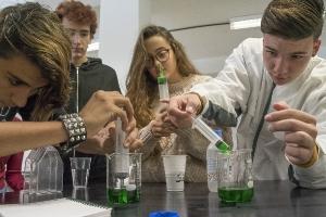 Nos convertimos en cientificos por un dia. Tenerife. 13-12-17_12