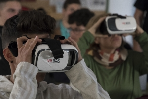 Taller 'Introducción a la extended reality XR (VR+AR+MR+V360)'