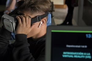 aller 'Introducción a la extended reality XR (VR+AR+MR+V360)'. El Hierro. 18-12-2017_4
