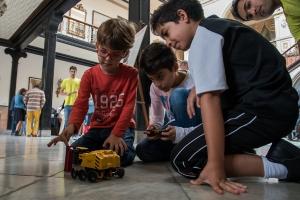 Taller Robotica en familia. Gran Canaria. 03-12-17._5