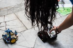 Taller Robotica en familia. Gran Canaria. 03-12-17._7