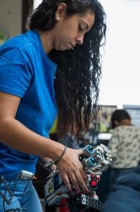 Taller Robotica en familia. Gran Canaria. 03-12-17._9