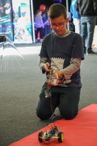Taller Arduino y robótica
