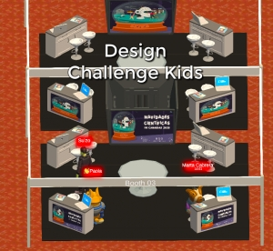 Design Challenge Kids. Fotos cedidas Aula Steam. Diciembre 2020_2