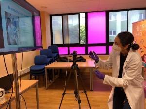 Laboratorio virtual Conecta Cienci@ULL . Navidades Cientificas 2020_2