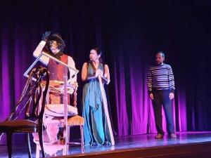 """Obra teatral """"Doria, la hora del planeta"""". femps produciones_3"""