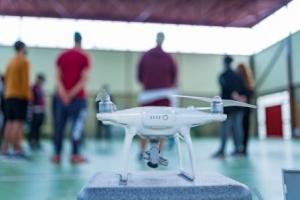 Talleres introductorios a los drones. Navidades cientificas 2020_8