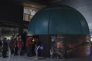 Navidades Cientificas Museo Elder. Planetario. 28/12/16_17