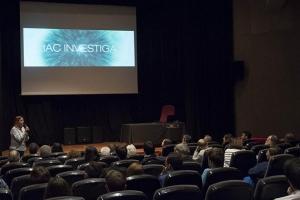 """Presentación de la serie audiovisual """"IAC Investiga"""""""