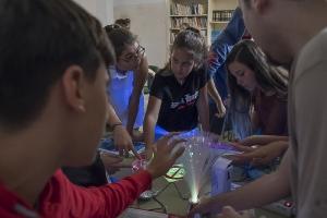 Ciencia en el centro. La Gomera. 21-11-2017_30