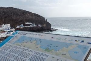 Visita al yacimiento arqueológico de Tufia. Telde. Gran Canaria. 11-11-17_1