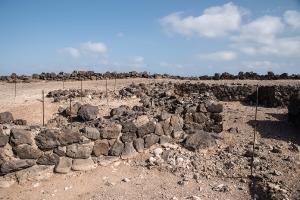 Visita al yacimiento arqueológico de Tufia. Telde. Gran Canaria. 11-11-17_29