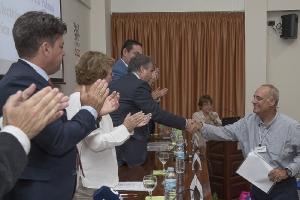 """ENTREGA DE LOS PREMIOS CSIC-CANARIAS Y CSIC-OBRA SOCIAL """"LA CAIXA"""" 2017 Y CONVOCATORIA 2018"""